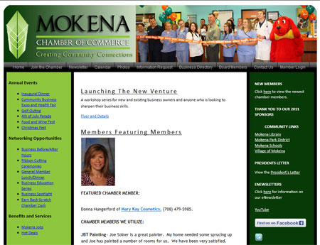 Mokena Chamber of Commerce