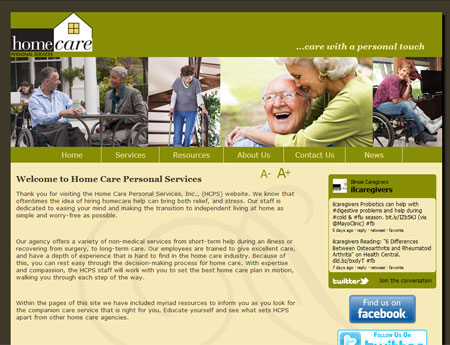 Home Care Personal Services