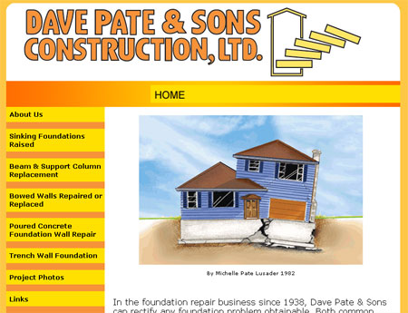 Pate and Sons screenshot